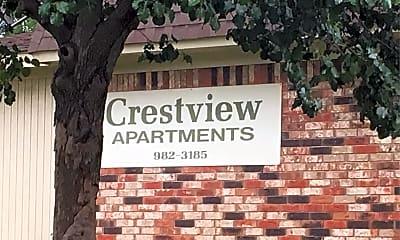 Crestview Apartments, 1