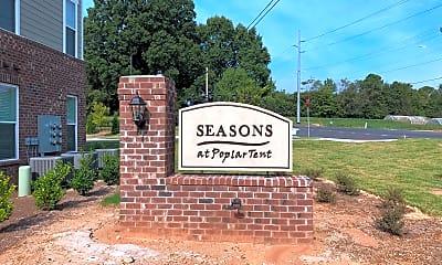 Seasons at Poplar Tent Apartment Homes, 1