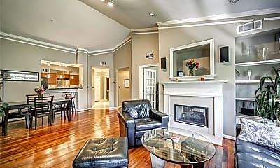 Living Room, 3275 Lenox Rd NE 407, 0