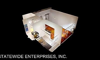Bathroom, 205 N Kenmore Ave, 2