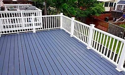 Patio / Deck, 7441 Heatherfield Ln, 1