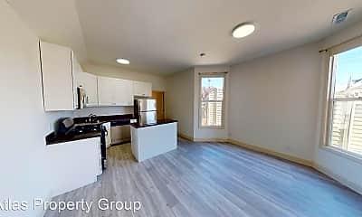 Living Room, 2706 Bryant St, 1