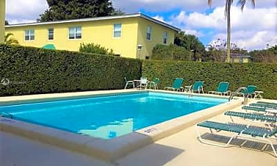 Pool, 7700 SW 54th Ct, 1