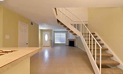 Living Room, Roundhill Townhomes, 1