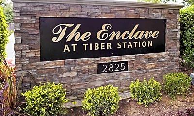 Enclave at Tiber Station, 2