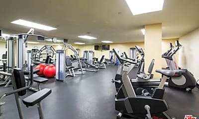 Fitness Weight Room, 555 S Barrington Ave 513, 2
