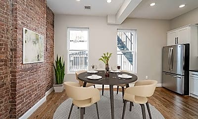 Dining Room, 163 Monticello Ave, 1