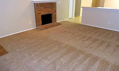 Living Room, 1702 Willow Way, 1