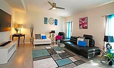 Living Room, 4777 Monterey Ct, 1