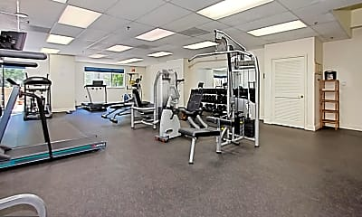 Fitness Weight Room, 1211 S Eads St 810, 2