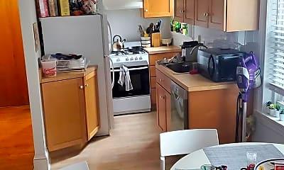 Kitchen, 1827 Spruce St, 2