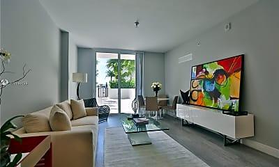 Living Room, 2000 Salzedo St 1105, 2