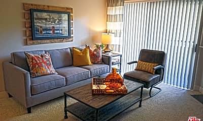 Living Room, 151 E Holly St 1-407, 1