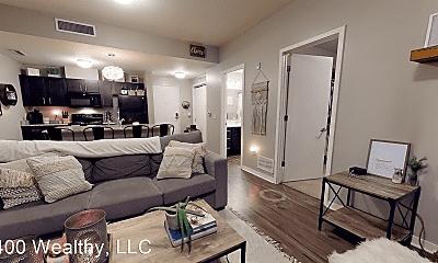 Living Room, 1400 Wealthy St SE, 2
