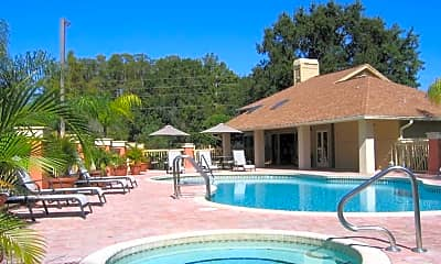Pool, 12203 Windriver Ln, 2