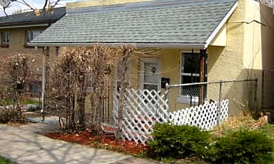 Building, 3620 N Pecos St, 0