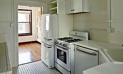 Kitchen, Kensington Apartments, 1