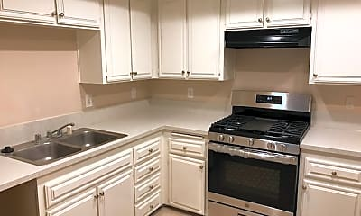 Kitchen, Frazier Villas Townhomes, 0
