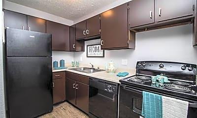 Kitchen, 3215 35th St 1J, 1