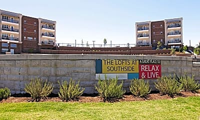 Community Signage, Lofts at Southside, 2