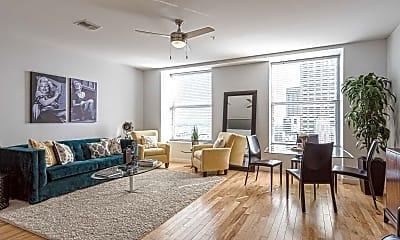 Living Room, The Strand, 1