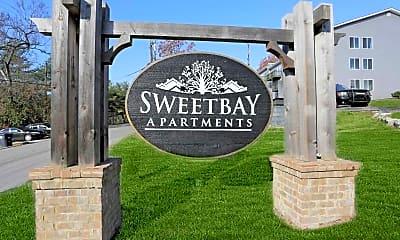 Community Signage, Sweetbay Apts, 2