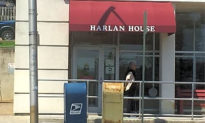Harlan House, 1