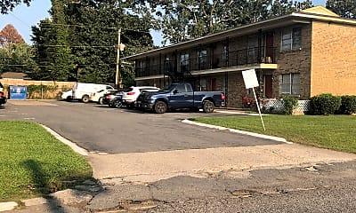 Royal Oak Apartments, 2