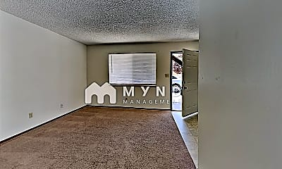 Living Room, 420 16th St, 1