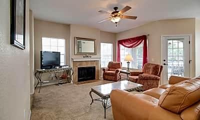 Living Room, 1500 E Pusch Wilderness Dr 10205, 1