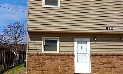 Building, 822 S Madison St, 0