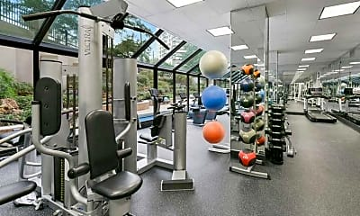 Fitness Weight Room, 2001 Holcombe Blvd 404, 2