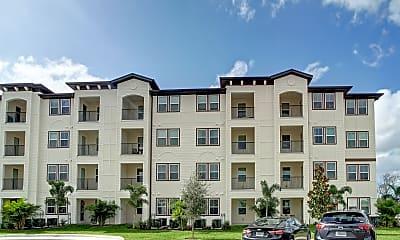 Building, Cortona South Tampa, 1