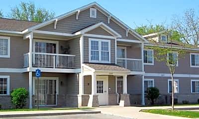 Building, Philip C Dean Apartments, 0