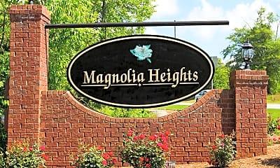 Magnolia Heights, 1
