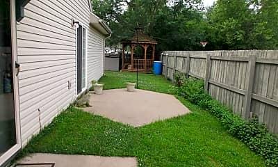 Patio / Deck, 2825 Granfield Ct, 1