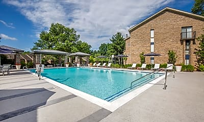 Pool, Cedar Place, 1