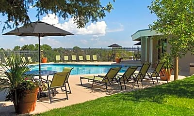 Pool, Bonterra Lakeside Apartments, 0