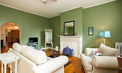 Bedroom, 229 South Market Street, 1