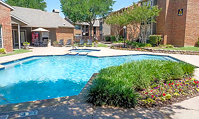 Pool, 1120 Mac Arthur Dr, 0