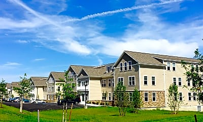 Building, Iroquois Village Apartments, 0