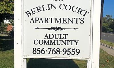 Berlin Court Apartments, 1