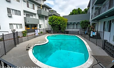 Pool, 4950 Coldwater Canyon Ave, 2