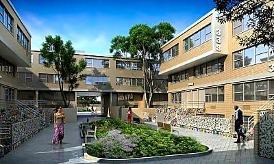 Marcus Garvey Apartments, 0
