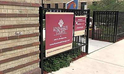 Rosenwald Courts Apartments, 1