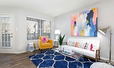 Living Room, Parc at 1695, 2