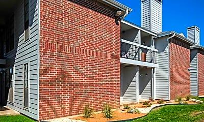 Building, Hunterwood Apartments, 2