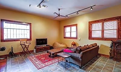 Living Room, Newberry Lofts, 1