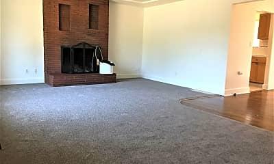 Living Room, 3810 SE Franklin St, 1