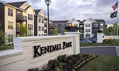 Building, Kendall Park, 1